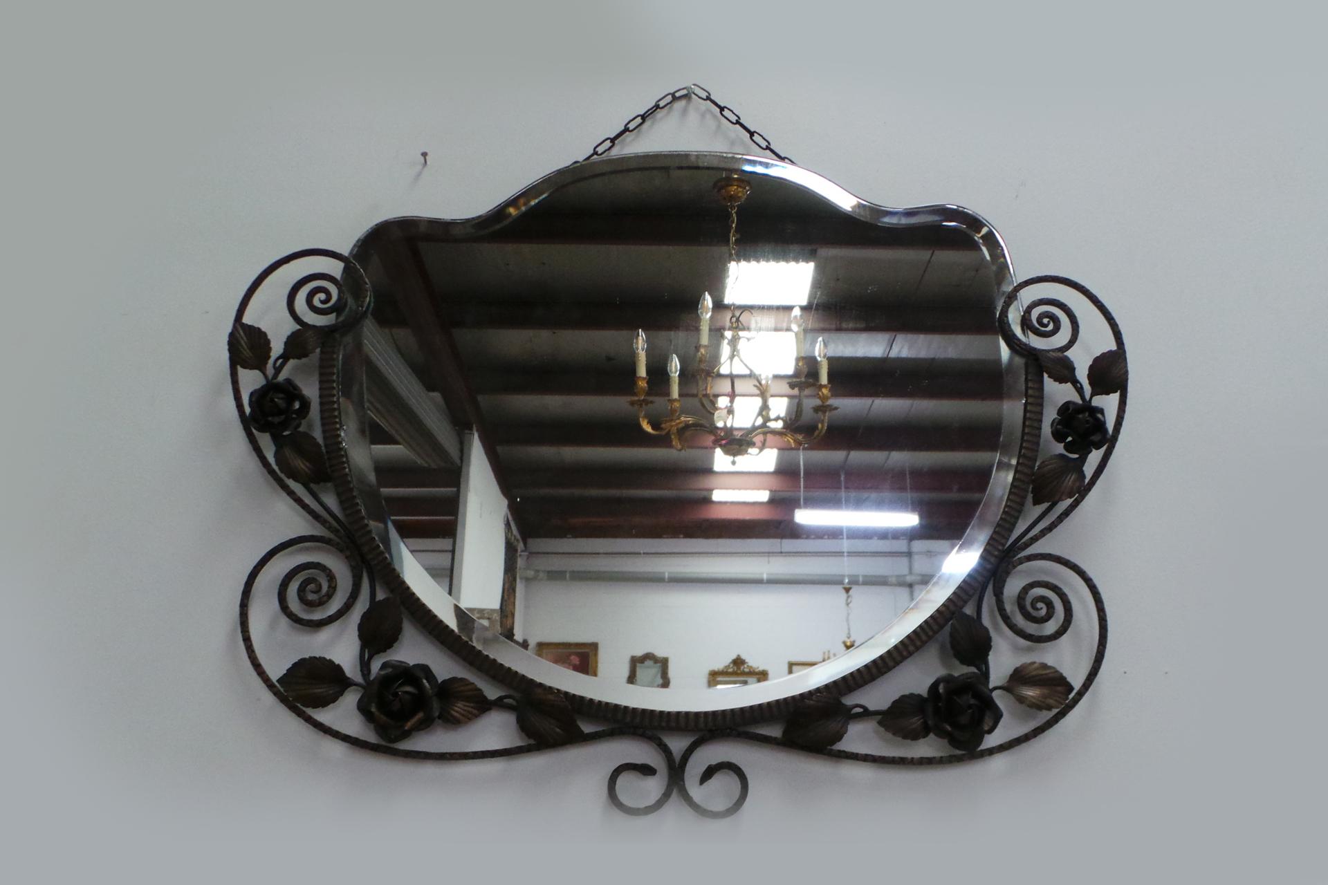 Demir Ferforje Ayna Modeli