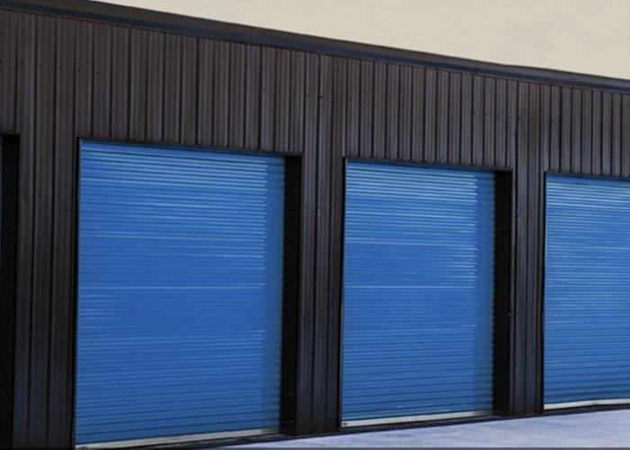 Depo Ferforje Garaj Kapısı