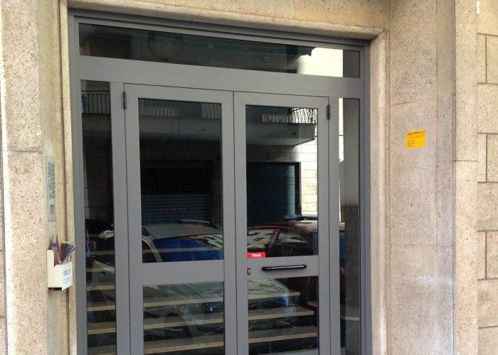Ferforje Camlı Kapı Modeli