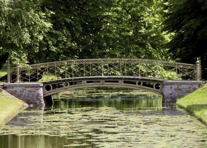 Mimari Ferforje Köprü