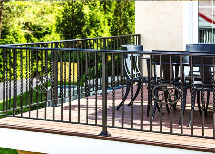 Standart Ferforje Balkon Korkuluk Modeli