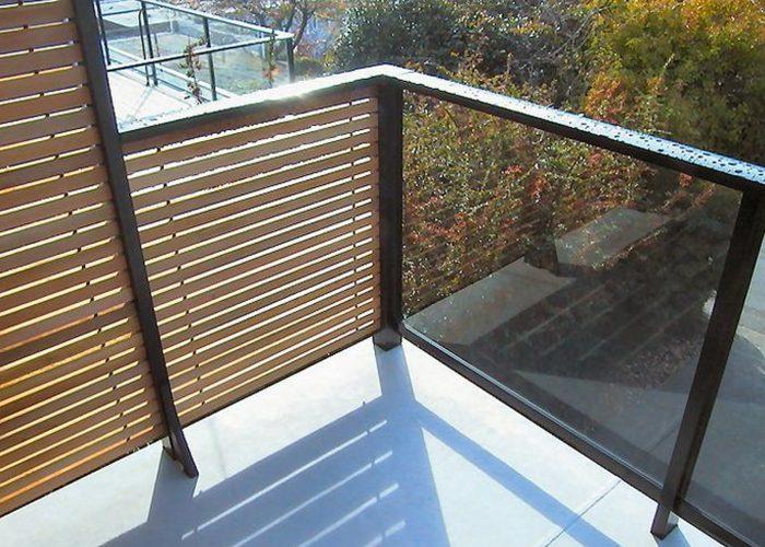 Tasarım Ferforje Balkon Korkuluk Modeli
