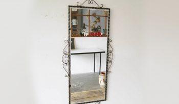 Uzun Ferforje Ayna Modeli