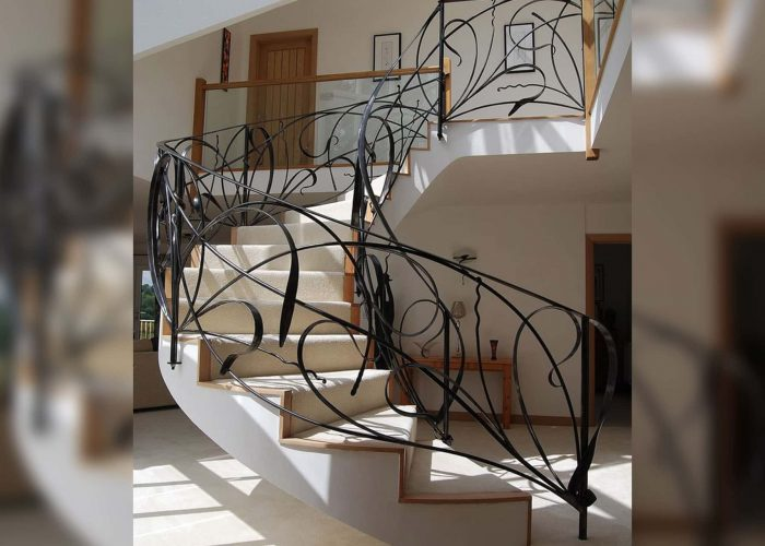 kivrik-model-ferforje-merdiven-korkulugu