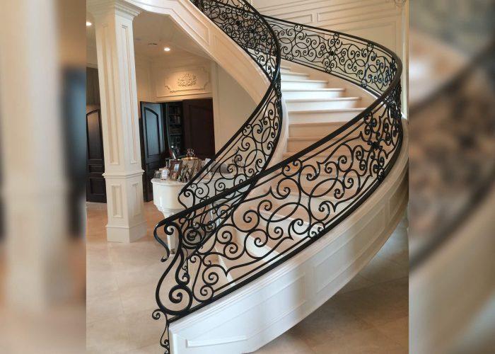 oval-modern-ferforje-merdiven-korkulugu