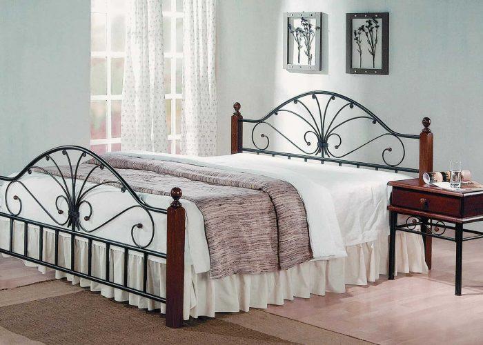 cicek-islemeli-ferforje-yatak